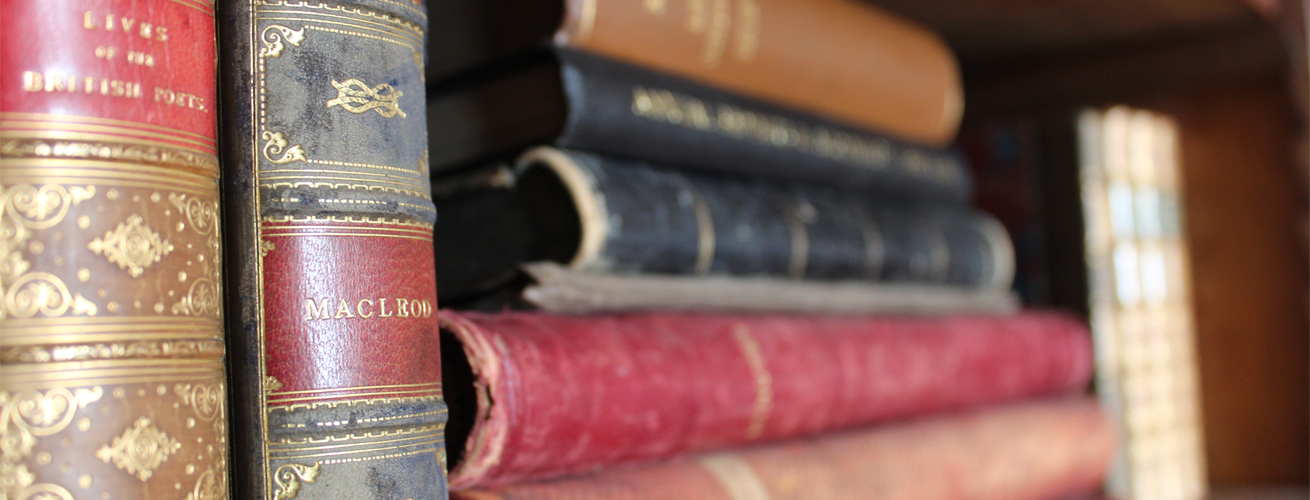 Old Historic Books